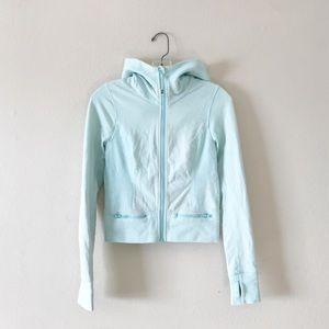LULULEMON • zip up hoodie